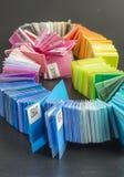 характерные образцы печатания давления индустрии изображения цвета pre Стоковое Изображение
