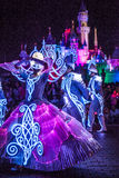 Характеры феи Диснейленда Стоковое Фото