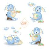 Характер кролика Стоковая Фотография