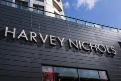 Харви Nichols Shopfront стоковое изображение