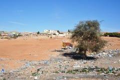 Харгейса город в Сомали Стоковые Изображения