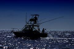 Хартия рыбной ловли Стоковое Изображение RF