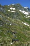 Хата горы Стоковая Фотография RF