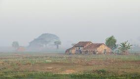 Хата Мьянма Стоковая Фотография