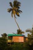 Хата на пляже Стоковые Фотографии RF