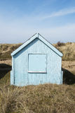 Хата пляжа Hunstanton Стоковые Фото