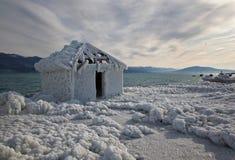 Хата льда Стоковые Фотографии RF
