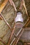 хата reeds топь Стоковые Изображения RF