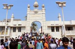 Хаджи Али Dargah, Мумбай Стоковое Изображение