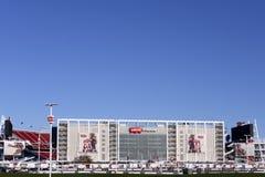 Халиф Santa Clara стадиона Levis стоковая фотография