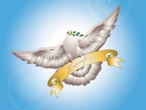хворостина dove Стоковая Фотография RF