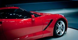 Хвостоколовый Chevrolet Corvette Стоковая Фотография