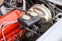 Хвостоколовый 1966 Chevrolet Corvette Стоковое Фото