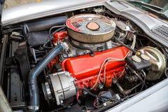 Хвостоколовый 1966 Chevrolet Corvette Стоковое Изображение RF