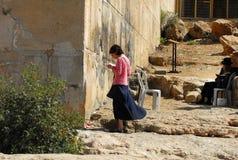Хеврон - Израиль стоковые фотографии rf
