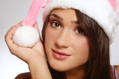 хелпер милый santa Стоковая Фотография RF