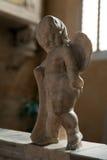 Херувим на виске Malatesta Римини Стоковые Фото