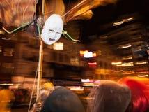 Хеллоуин на Нью-Йорке стоковая фотография