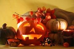 Хеллоуин Стоковые Фотографии RF