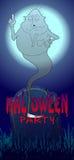 Хеллоуин party003 Стоковое Изображение RF