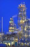 химическая башня Стоковое Изображение