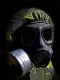 химическая война Стоковая Фотография