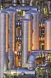 химическая ноча установки Стоковая Фотография RF