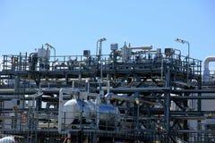 Химическая промышленная индустрия Стоковая Фотография RF
