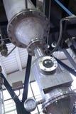 Химическая промышленность - деталь стоковое фото rf