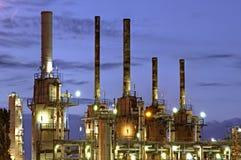химическая установка Стоковая Фотография
