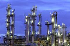 химическая установка Стоковое Изображение