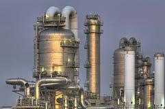 химическая установка стоковая фотография rf