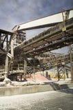 Химическая фабрика Стоковое фото RF