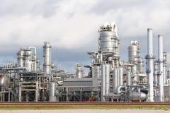 химический завод Стоковые Изображения RF