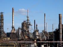 Химический завод Стоковое Фото