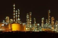 химический завод Стоковые Фото