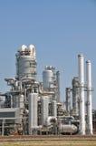 Химический завод 3 Стоковые Изображения