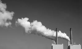 химический завод Стоковые Изображения