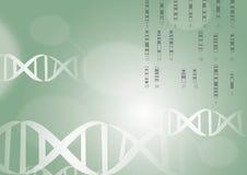 химический лист Стоковое Изображение