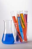 химическое исследование Стоковые Изображения RF