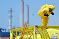 Химическое и биологическое война Стоковое Фото