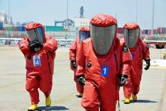 Химическое и биологическое война Стоковая Фотография RF