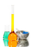 химия Стоковые Изображения