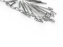 Хирургические инструменты аранжированные в картине 4 Стоковая Фотография RF