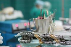 Хирургические инструменты Стоковые Фото
