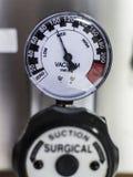 Хирургическое всасывание 100 mmHg стоковое фото rf