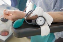 хирургия кровяного давления Стоковое Фото