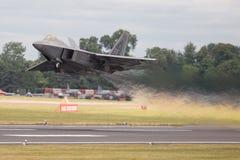 хищник 22 f Lockheed Martin Стоковое Изображение