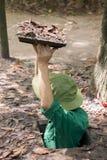 Хи Cu прокладывает тоннель Вьетнам Стоковая Фотография RF