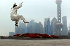 Хи Tai в Шанхае стоковые изображения rf